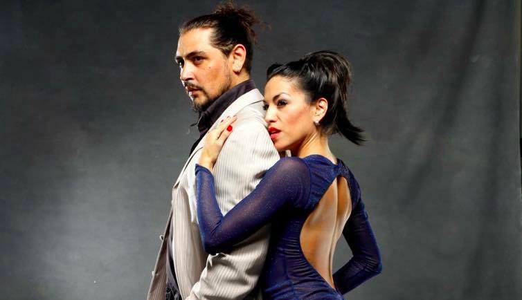 Jorge Pahl & Veronica Palacios inHelsinki