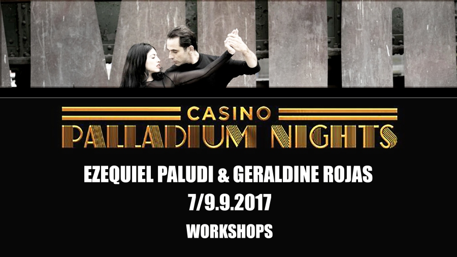Classes with Ezequiel & Geraldine